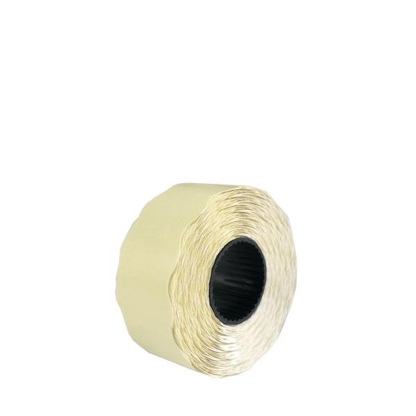 Етикети за двуредови маркиращи клещи 26/16 мм - Бели