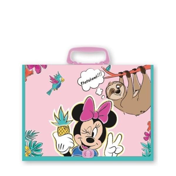 Картонено куфарче - Minnie