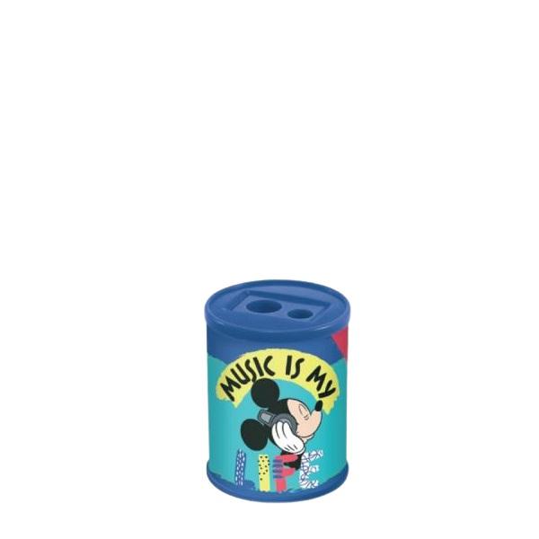 Двойна острилка с контейнер - Mickey