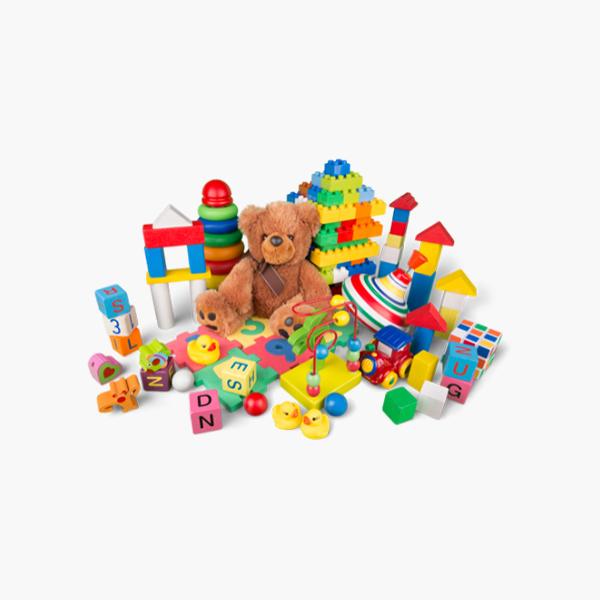 Играчки, игри и пъзели