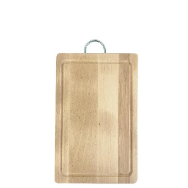 Малка дървена дъска с дръжка - Италианска