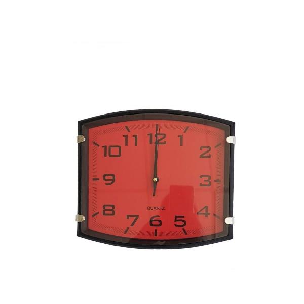 Правоъгълен стенен часовник