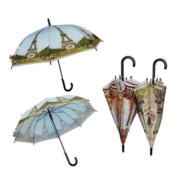 Дамски чадър 60 см Забележителности