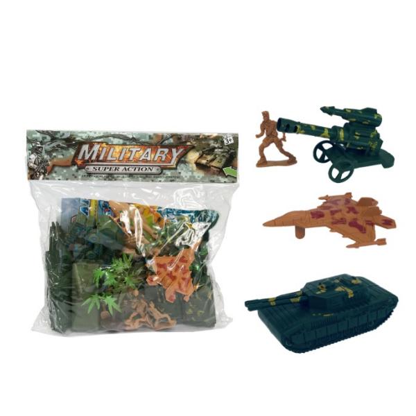 Военни играчки в плик