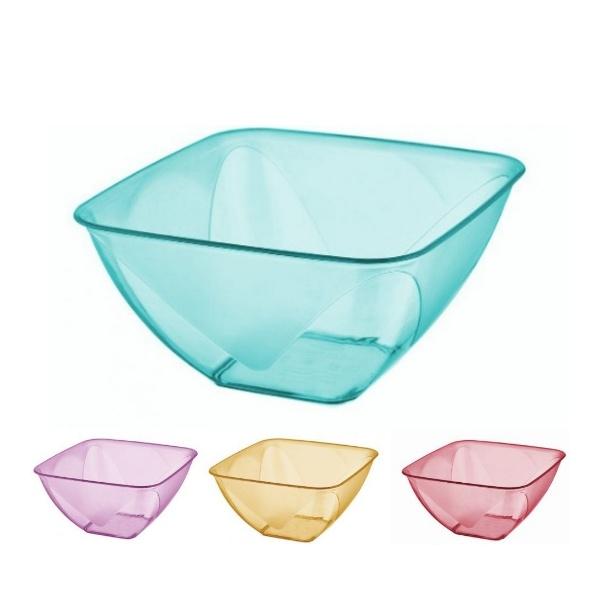 Квадратна купа за салата 5 литра