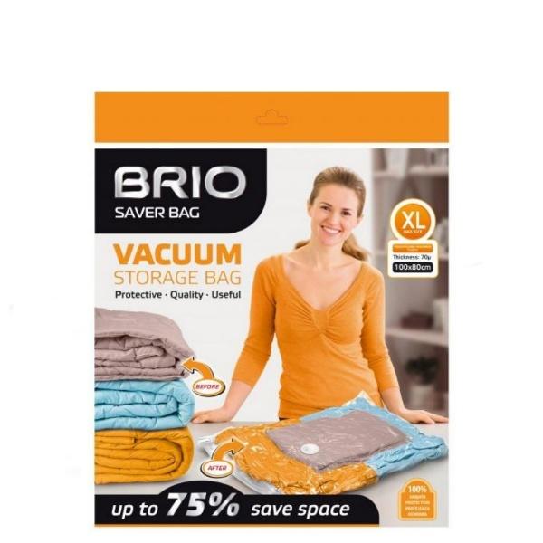 Вакуумна торба Brio 100/80 см