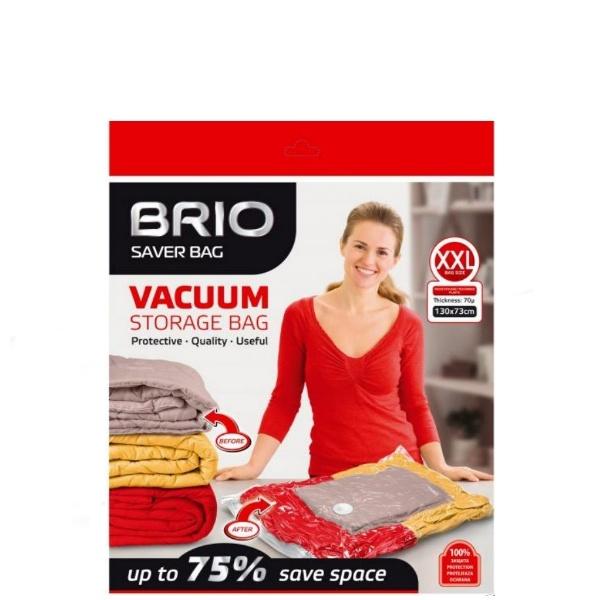 Вакуумна торба Brio 130/73 см