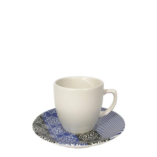 Керамичен сервиз за кафе 12 ч