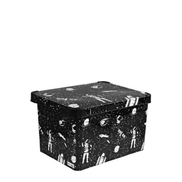 Кутия за съхранение 10 литра Космос