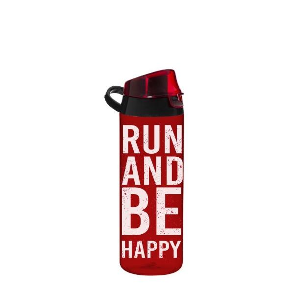 Бутилка за спорт Run