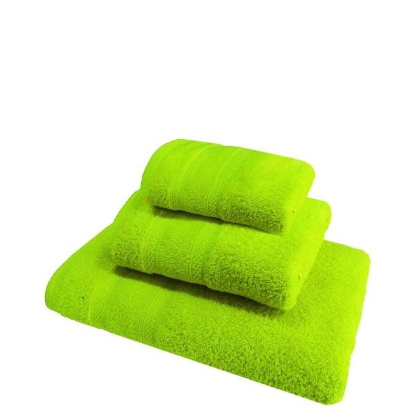 Хавлиена кърпа за баня 70/140 - Зелена