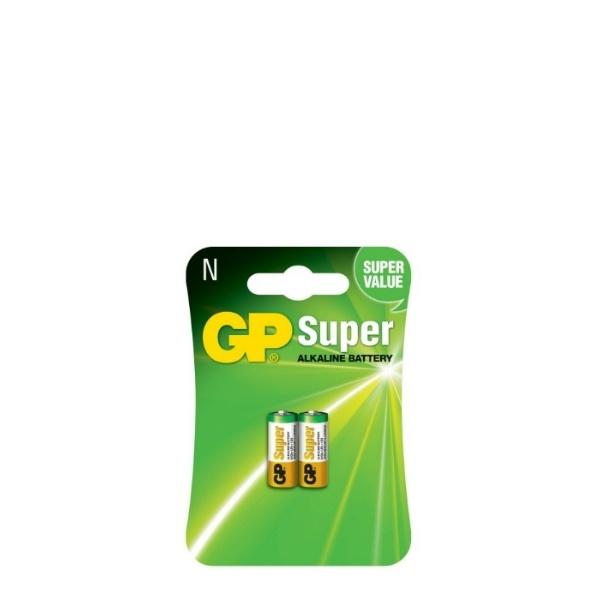 Алкална батерия LR1 GP 910A 1,5V